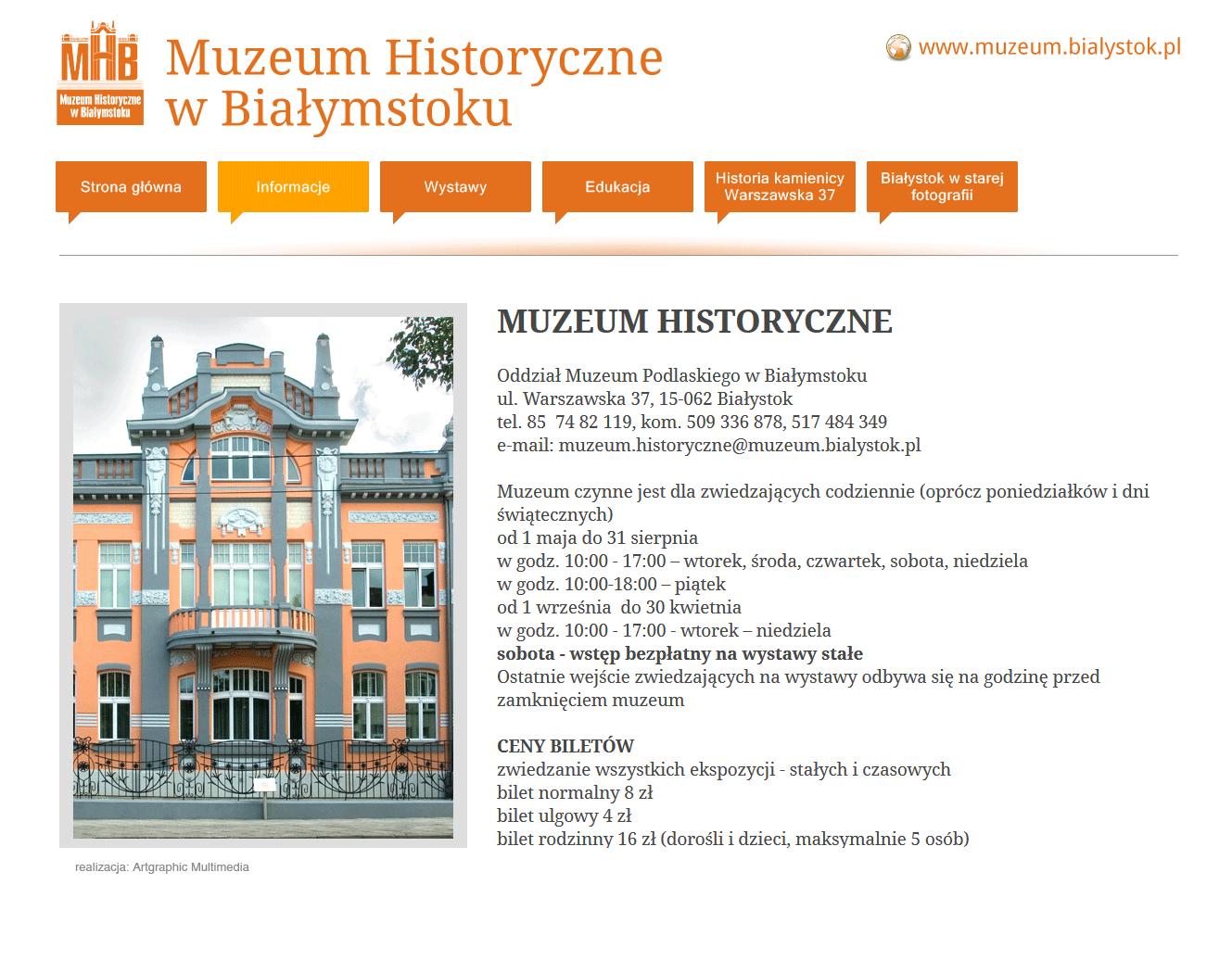 Prezentacja Multimedialna, oprogramowanie infokiosków