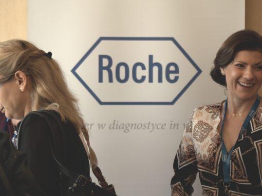 EVENT VIDEO – konferencja medyczna, relacja filmowa dla ROCHE