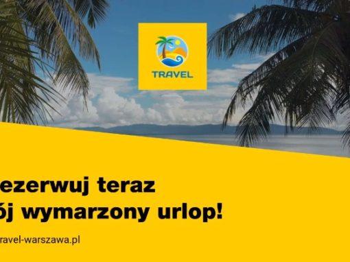 TRAVEL WARSZAWA – REKLAMA VIDEO SOCIAL MEDIA